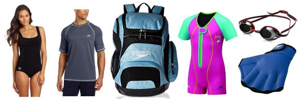 Up to 46% Off Speedo Swimwear & Accessories **Today Only**