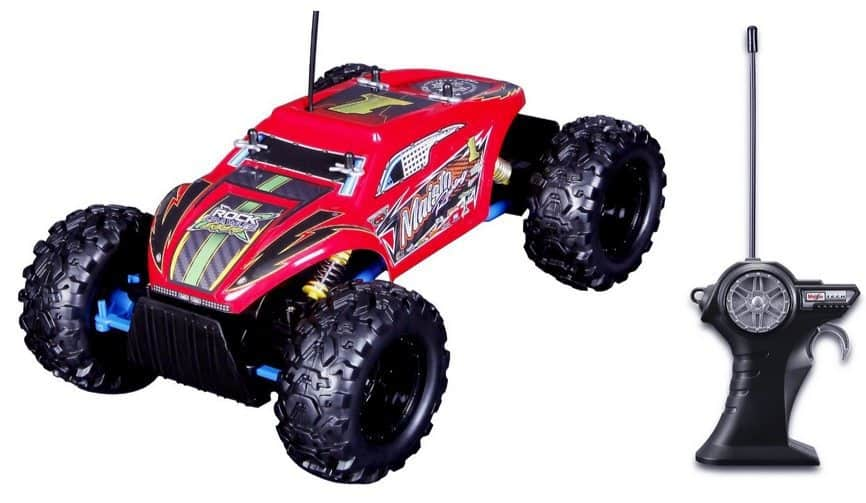 Maisto R/C Rock Crawler Extreme Radio Control Vehicle $20.79 (Was $52)