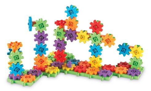 Learning Resources Gears Starter Building Set $16.39