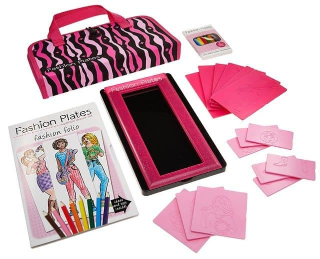 Fashion Plates Super Star Deluxe Kit Only $9 <br>(Was $30)