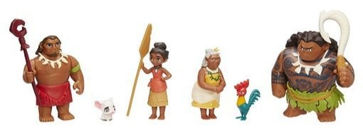 Disney Moana Adventure Pack Only $12.50 (Was $25)