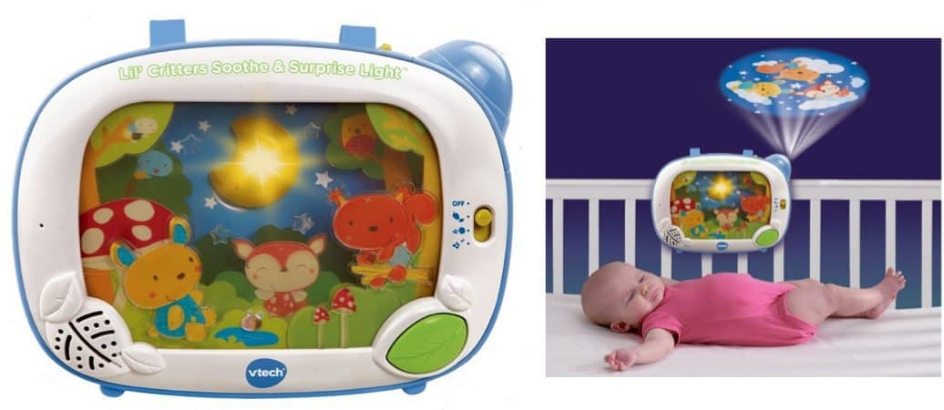 VTech Baby Lil' Critters Soothe and Surprise Light Only $7 **HOT**