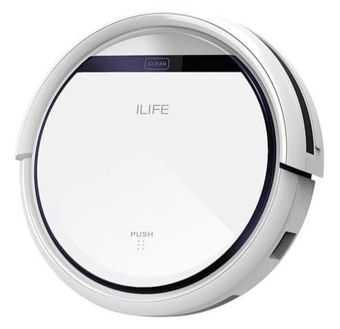 ILIFE V3s Robotic Vacuum Cleaner for Pets and Allergies Home Only $127 **Today Only**