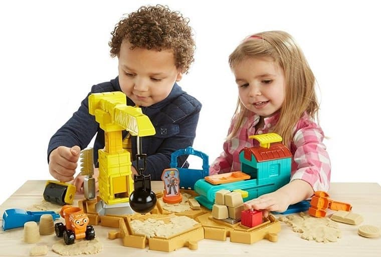 Fisher-Price Bob the Builder Mash & Mold Construction Site $8.48 (Was $30)