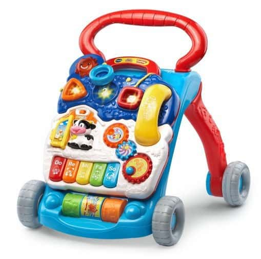 VTech Sit-to-Stand Learning Walker $23.99 (Was $40)