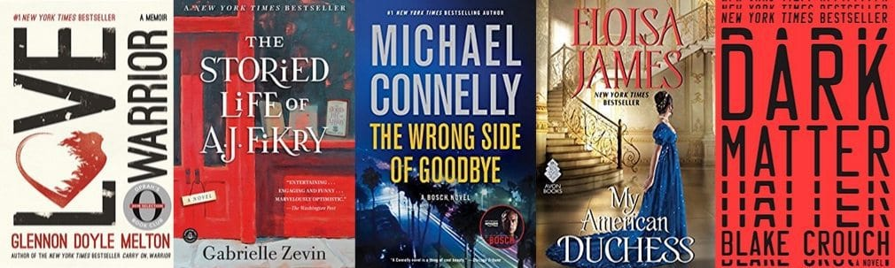 Up to 88% Off New York Times Best Sellers on Kindle ~ as low as 99¢ **Today Only**