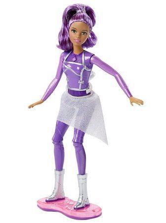 Barbie Star Light Adventure Lights & Sounds Hoverboarder $6.75 (Was $25)
