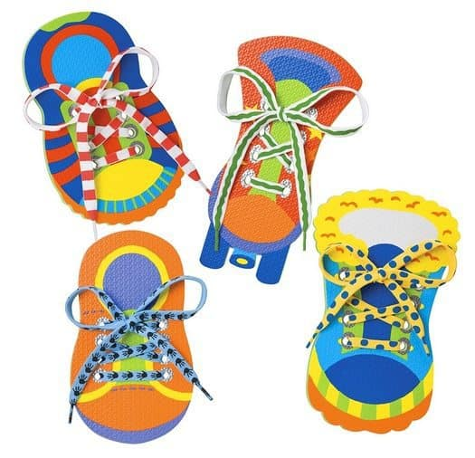 ALEX Toys Little Hands One Two Tie My Shoe $6.60
