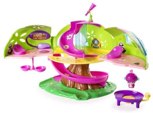 Popples Deluxe Treehouse Playset Only $6 (Was $30)