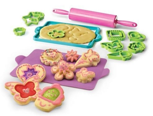 25 Piece Kids Deluxe Cookie Baking Set Only $13.39