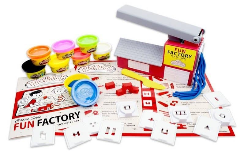 Play-Doh Classic Fun Factory Playset Only $5.48