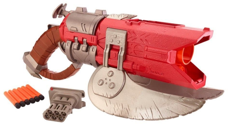 """BOOMco. Halo """"Brute Spiker"""" Toy Only $5.40 (Was $20)"""