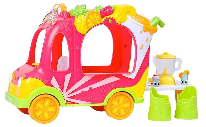 Shopkins Shoppies Juice Truck Only $7.78 (Was $25)