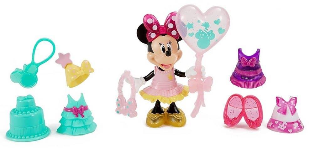 Disney Minnie Mouse Birthday Gala Minnie Doll $5.76 (Was $16)
