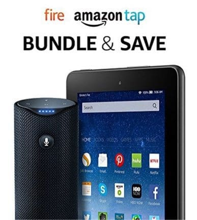 Fire Tablet & Amazon Tap Bundle Only $119 Shipped *HOT*