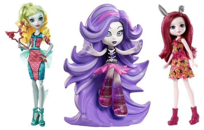 Monster High Dolls as low as $3.50