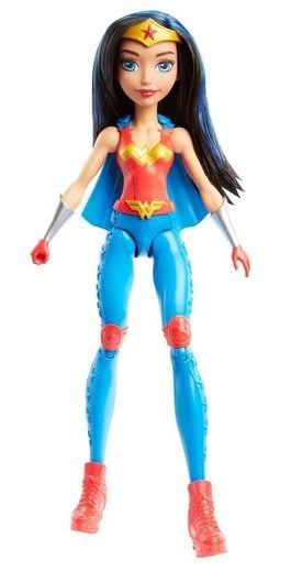 """DC Super Hero Girls 12"""" Training Action Wonder Woman Doll Only $4.24"""
