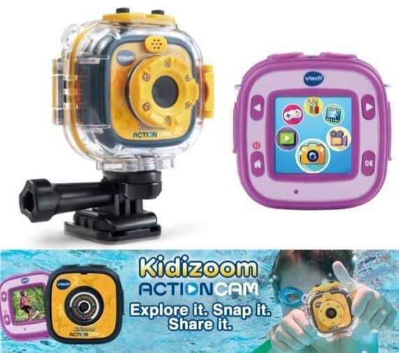 VTech Kidizoom Action Cam $32.29 (Was $60)