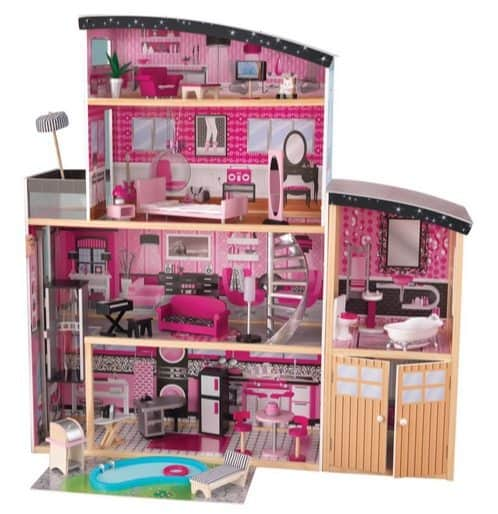 KidKraft Sparkle Mansion $118 (Was $240)