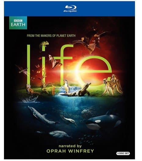 BBC Life 4-Disc Blu-ray Set Only $9.99