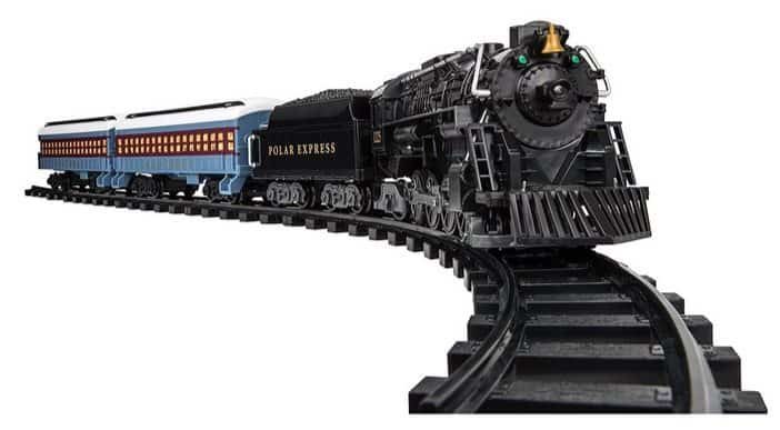 Lionel Polar Express Ready to Play Train Set $59.97 (Was $99.95)