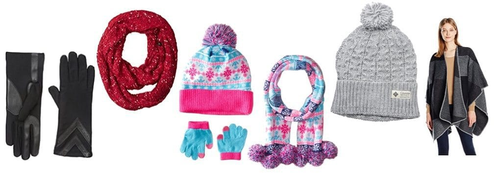 Up to 60% Off Cold-Weather Accessories **Today Only**