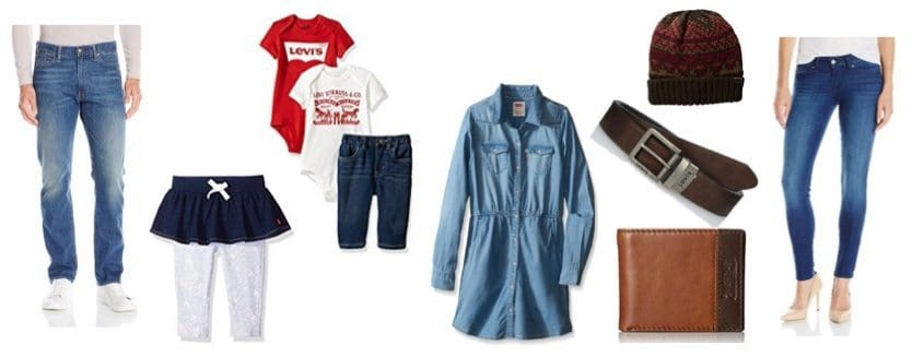 Today Only - Save Up to 50% off Levi's