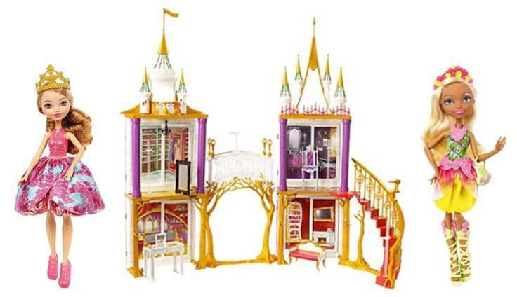 Up to 63% Off Ever After High Toys
