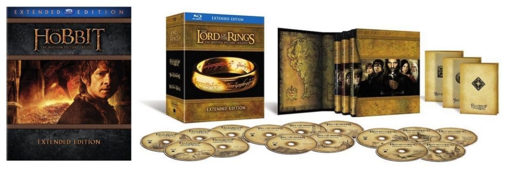 Up to 78% Off The Hobbit and The Lord of the Rings Trilogies **Today Only**