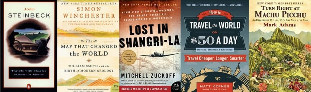 Up to 89% Off Kindle Travel & Adventure Books ~ <br>as low as 99¢ **Today Only**