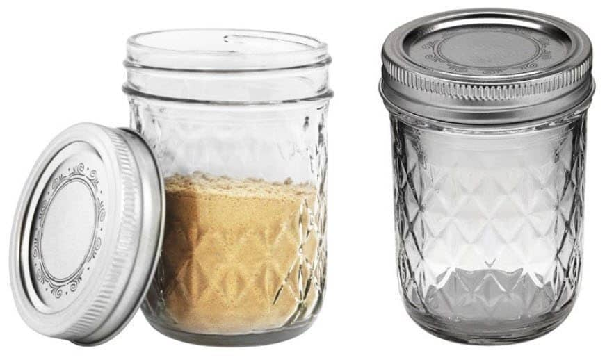 Ball Quilted Crystal Jelly Jars $7.50 - 62¢ Each