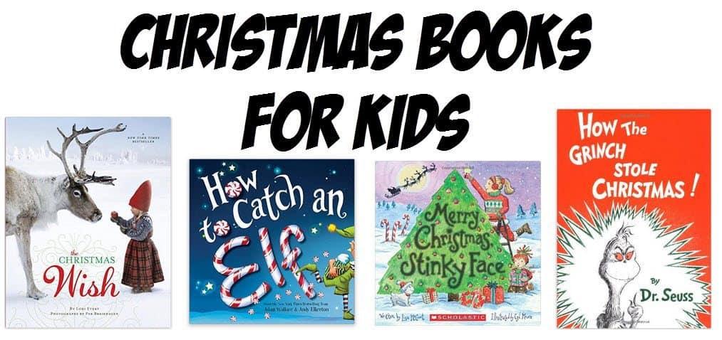 Fun Christmas Books for Kids!