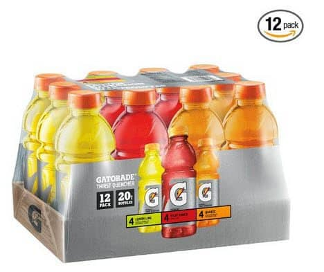 Gatorade Variety Pack 12-Pack Only $8.54