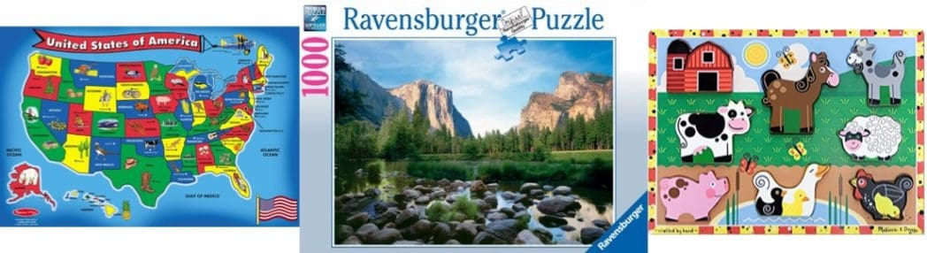 Up to 58% Off Puzzles **Today Only**
