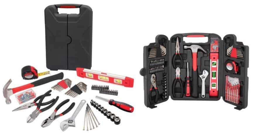 150-Piece Homeowner Tool Set Only $18.87