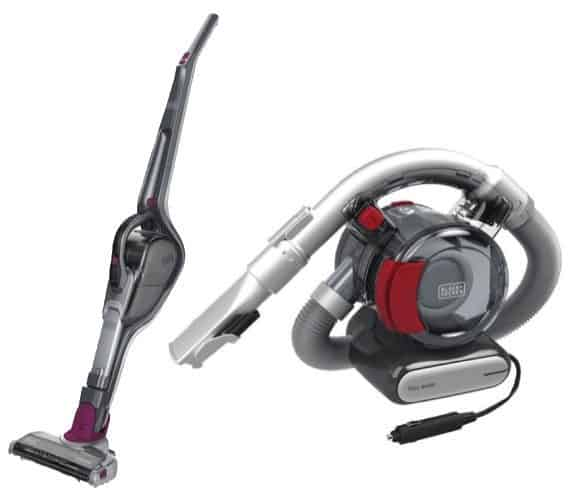 Up to 47% Off BLACK+DECKER Vacuums **Today Only**