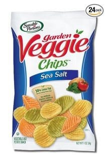 Sensible Portions Garden Veggie Chips 24 Pack $13.97 (Only 58¢ Each Shipped)
