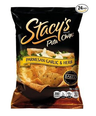 Stacy's Pita Chips $9.29 Shipped **Only 39¢ Per Bag**