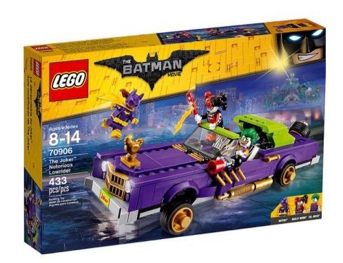 "LEGO Batman Movie The Joker"" Notorious Lowrider Only $26.92 (Was $50)"