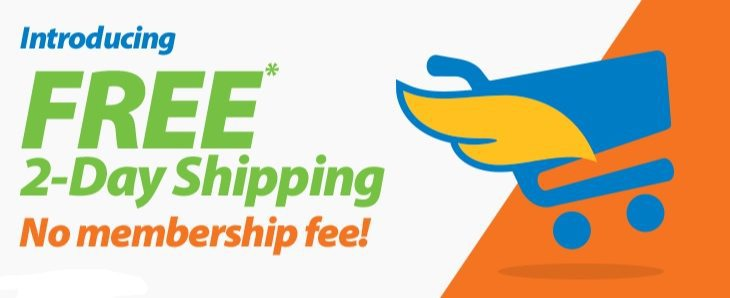 Walmart.com: Free 2-Day Shipping on Any $35 Purchase