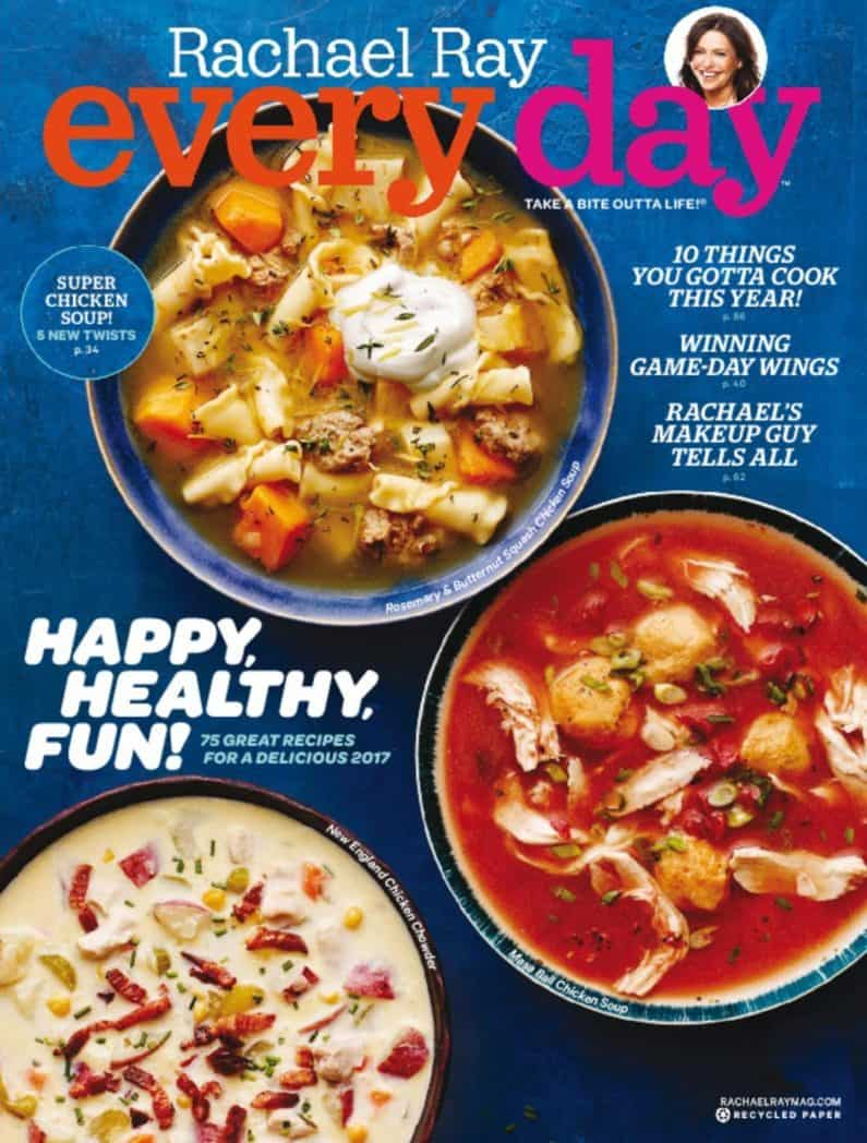 One Year to Every Day with Rachael Ray Only $4.95