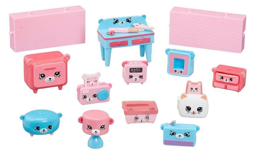 Happy Places Shopkins Decorator Pack Dreamy Bear Only $3.89 (Was $13)