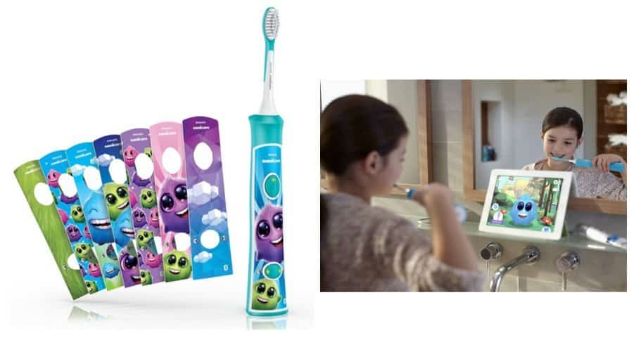 Philips Sonicare Bluetooth Connected Electric Toothbrush for Kids Only $29.95 (Was $50)