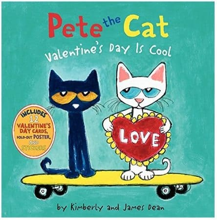 Pete the Cat: Valentine's Day Is Cool $6.39