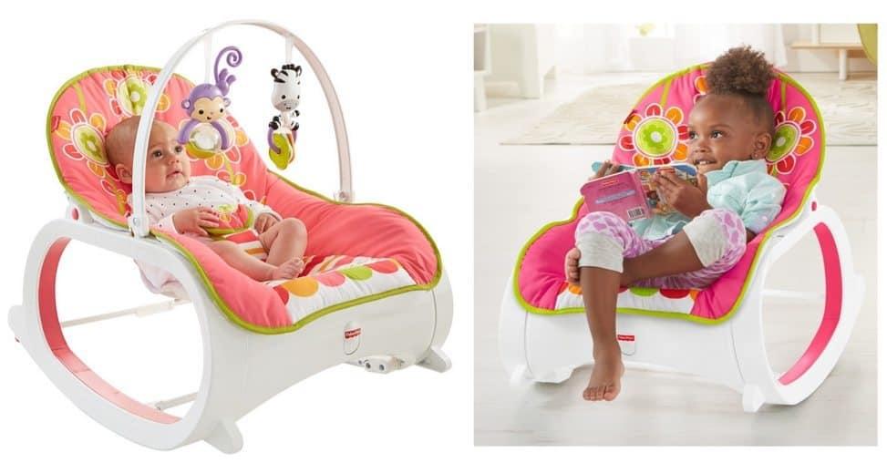Fisher-Price Infant-to-Toddler Rocker $28.34