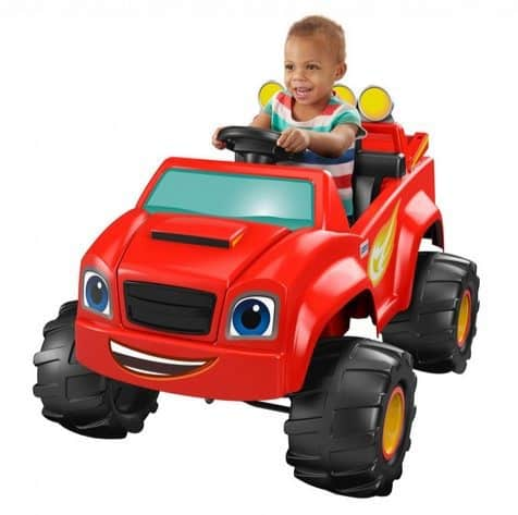 Fisher-Price Power Wheels Nickelodeon Blaze Monster Truck $129