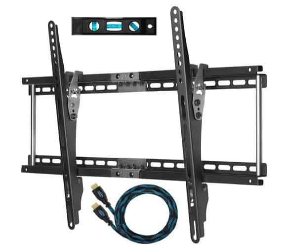 Cheetah Mounts TV Wall Mount for 20-75 Inch TVs Bundle $18.17 (Was $41)