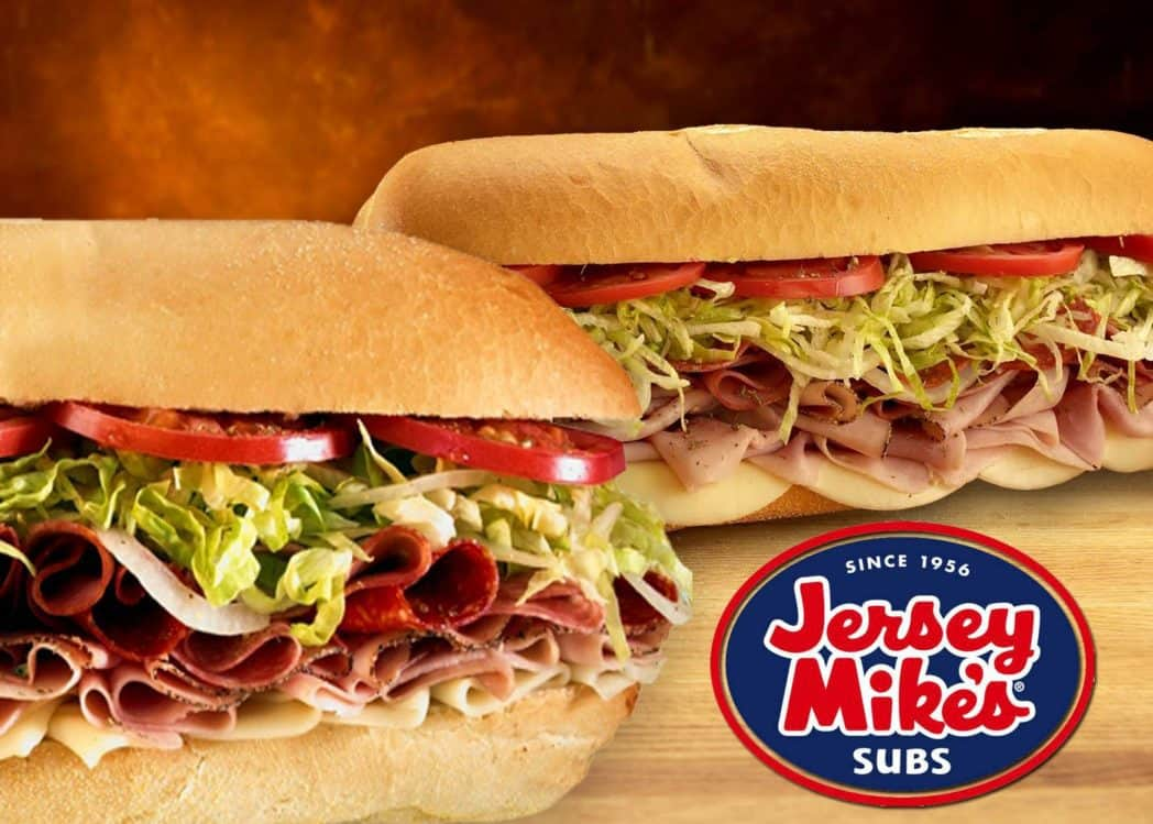Jersey Mikes Coupon Code: 50% off Any Order