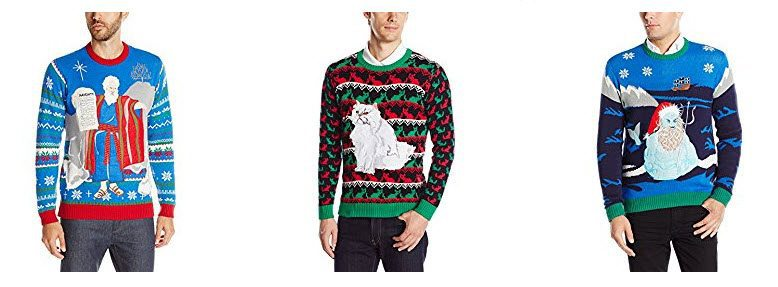 Blizzard Bay Men's Ugly Christmas Sweaters from $3.89 **HOT**
