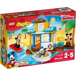 LEGO DUPLO Disney Mickey & Friends Beach House Building Set $27.55 (Was $39.99)